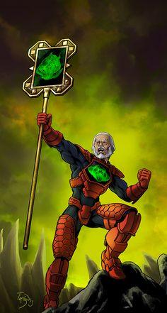 Cindarr of the Darkling Lords by TazioBettin.deviantart.com on @deviantART
