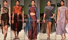 WLIFW Spring 2013: Vaishali S - High Heel Confidential