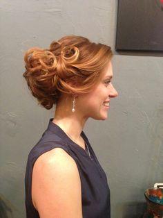 Bridal uodo by me #chandrastyles  #salon2dye4 #montrose #houston