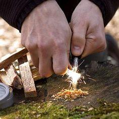 Firestick- stocking stuffer Outdoor Camping, Outdoor Survival, Camping Gear, Camping Survival, Backpacking, Camping Stuff, Camping Hacks, Survival Prepping, Survival Skills