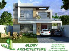 islamabad house elevation