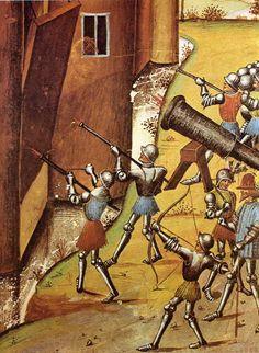 15th century gunners - Google Search