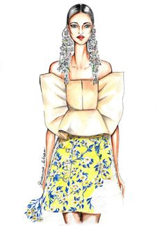Fashion illustration | ♦F&I♦