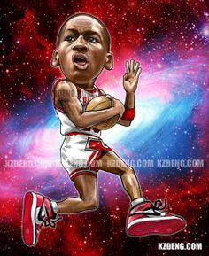 Great design of KEVIN DENG : http://kzdeng.com/kzdtee #MichaelJordan