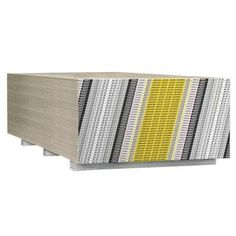 null 1/2 in. x 4 ft. x 12 ft. High Strength Lite Gypsum Board