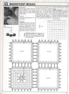 Duplet 122 Russian crochet patterns magazine http://www
