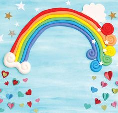 Photography Props Kids, Rainbow Photography, Newborn Baby Photography, Photography Backdrops, Balloons Photography, Foto Montages, Photography Studio Background, Rainbow Background, Bday Background