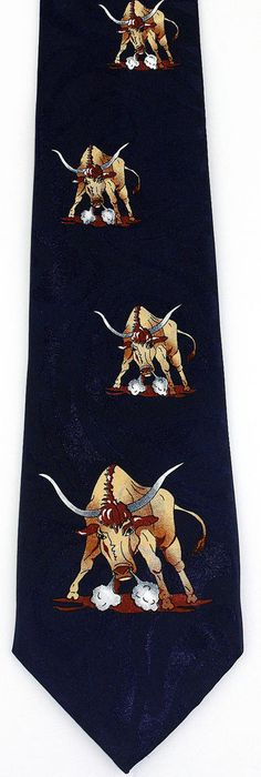 Cow Cows Love Hearts Animal Bulls Novelty Necktie Neck Tie Renaissance Sleeved