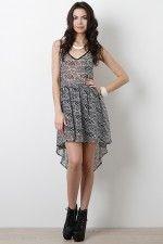 OMG I'm in love! Perennial Allure Dress