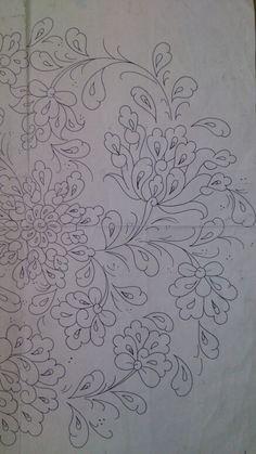 handwork template