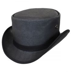 John Bull Top Hat · Waxed Cotton - Village Hat Shop -  105 Head S e6930512ce7d