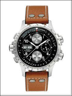 HAMILTON ハミルトン 腕時計 H77616533 Khaki X-wind