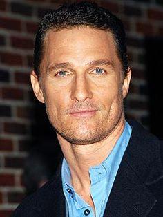 Matthew McConaughey - Uvalde, TX