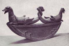 Seesaw, German, end of 18th century