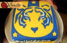 New Logo of Tigres UANL FC https://www.facebook.com/Cantu.Chocolates