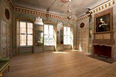 Schloss Rheinsberg | Schloss Rheinsberg, Innenansicht © Stiftung Preußische Schlösser ...