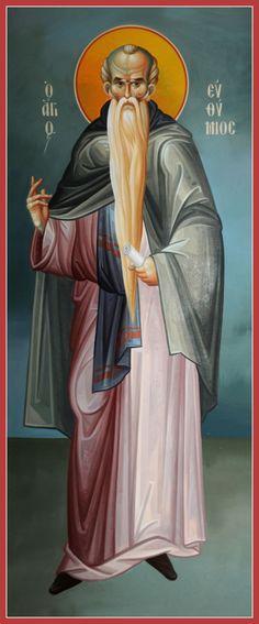 Euthymius the Great. Orthodox Icons, Princess Zelda, Disney Princess, Disney Characters, Fictional Characters, Saints, Aurora Sleeping Beauty, Nude, Painting