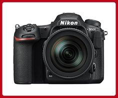 Nikon D500 DX-Format Digital SLR with 16-80mm ED VR Lens - Photo stuff (*Amazon Partner-Link)