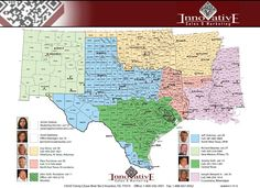 How To Make A PowerPoint USA Sales Territory Map From - Us sales territory map
