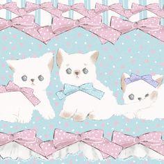 Kitties by ecru