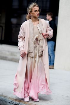 New York Fashion Week Street Style Day 6 Fall 2017, See the best street style captured at NYFW:Women's Fall 2017 at The Impression.com