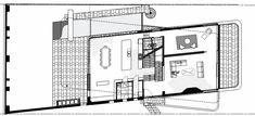 Gordons Bay House / Luigi Rosselli Architects, Floor Plan-G