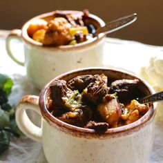 Moroccan Rabbit Stew by Alicia KT, via Flickr | chicken, poultry, game ...