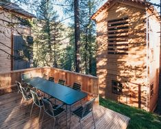 The huts rise out of the arolla pine forest like gentle giants. That's Hollmann am Berg Turracher Höhe. Or in other words, a holiday for the sophisticated traveler in three types, each with character. Pine Forest, Outdoor Furniture Sets, Outdoor Decor, Gentle Giant, Berg, Relax, Pure Products, Holiday, Design