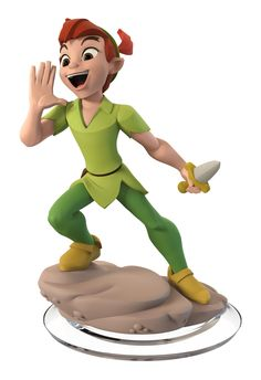 First Look At Disney Infinitys Peter Pan Figure