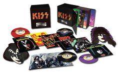 Kiss The Casablanca Singles(1974-1982) 45rpm 7