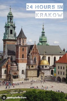 Layover in Krakow, Poland? Plan your first 24 hours in Krakow with this comprehensive 1-day Krakow itinerary...