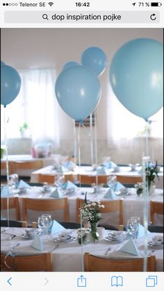 Diy Party, Birthday Celebration, Christening, Babyshower, Party Time, Place Cards, Birthdays, Table Decorations, Projects
