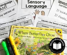 Sensory Language wit