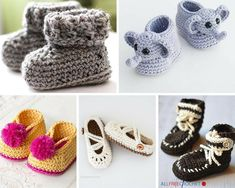 , if you are a newbie knitter this pattern is best for you to practice the knitting basics.. #sayajual #amazon8 #Crochet To Wear ( adults ) (Affiliate... Baby Booties Knitting Pattern, Crochet Baby Booties, Baby Knitting, Knitting Patterns, Crochet Patterns, Crochet Baby Sweaters, Crochet Hats, Knitting Basics, Crochet Baby Sandals