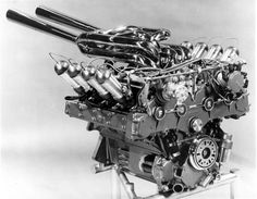 1965 Ford DOHC Indy Car Engine