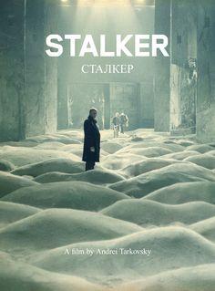 """Stalker"", science fiction art film by Andrei Tarkovsky (Soviet Union, 1979)"