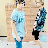 Kian Lawley and JC Caylen #kian #jc #kianandjc #gif