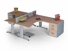 Büro için ikili grup masa ile evraklarınız telefon ve iş takibiniz elinizin altında olacak. Estetik yapıdaki grup ofis mobilyaları modelimiz kablo geşiçlidir.