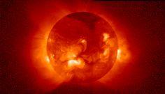 #APOD 1995, October 4  The Sun Spews X-rays   Credit: Yohkoh Soft X-ray Telescope, ISAS, Japan