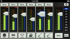 Mackie announces a powerful new control app for the popular DL1608 and new DL806 Digital Live Sound Mixers – My Fader – is now available as a free download.