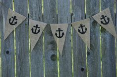 Maybe we need some decor for the boat?  These are easy to make....we could write out AlliedPRA?
