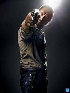 Abrindo exceção para uma Série, por motivo justo, inclusive: Rick Grimes , The Walking Dead.
