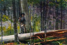 ART & ARTISTS: Winslow Homer - Part 2