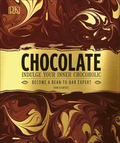 Damson Chocolate founder & chocolate maker Dom Ramsey has written this exciting new book covering all aspects of the chocolate world with an emphasis on bean-to-bar. Le Cordon Bleu, New Books, Good Books, Make Your Own Chocolate, Ice Crea, Chocolate World, Chocolate Chocolate, Pancake Day, Yummy Treats