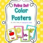 These posters match my  Shape Posters The posters are yellow, green, blue, pink (with an option of red), orange and purpleThis item includes th...