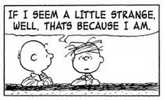 linus peanuts quotes - Google Search
