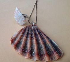 Shells Jewelry DIY. Il mare non finisce mai di sorprendermi con i suoi gioielli unici.