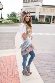 Fall Denim with Express | Hollie Elizabeth | A Lifestyle, Fashion & Beauty Blog by Hollie Woodward