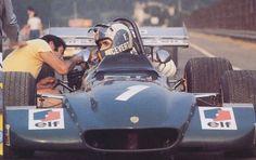 François Cevert, ELF Tecno-Ford TF71, 1971 Gran Premio Madunina, Vallelunga