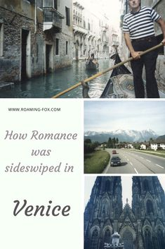 How Romance was sideswiped in Venice. Travel Goals, Us Travel, Great View, World Heritage Sites, Great Places, Morocco, Venice, Travel Inspiration, Innsbruck